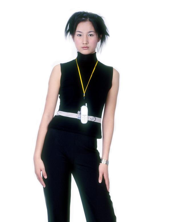 东方女人图片 人物图 性感女人 时尚 胸挂
