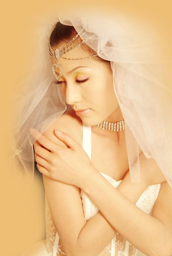 婚纱礼服图、人物图片,Character,Wedding dress