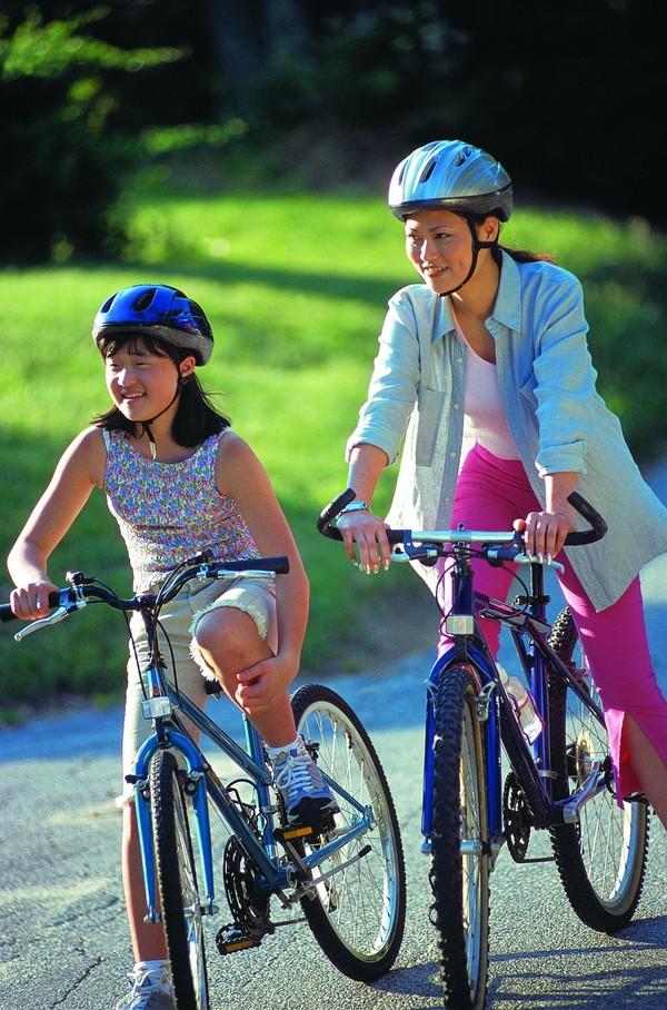 骑自行车是有氧运动吗