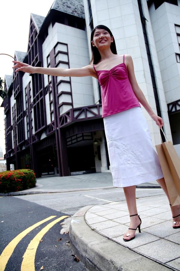 女性购物图 生活图片