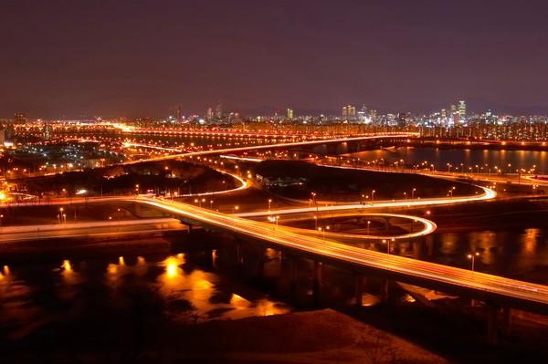 柳州夜景,世界第五 - 意寓云间 - 意寓云天的博客