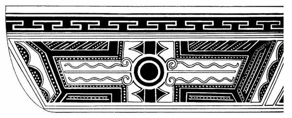 几何花纹 中国民间艺术; 几何古版画418; 几何古版画418 -中国艺术图片