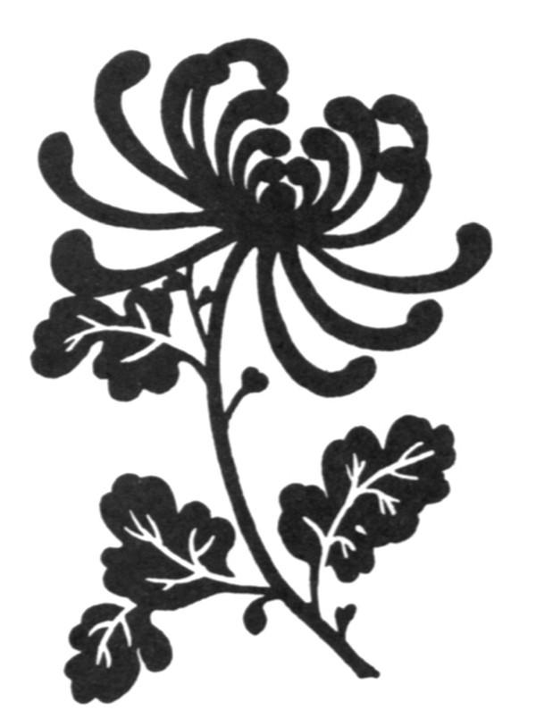 植物图案花纹-中国民间艺术-中国民间艺术,植物图案花纹图片