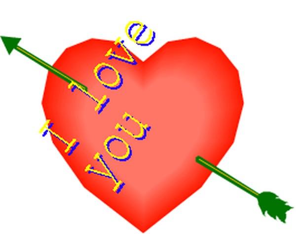 Mode sutra love pattern