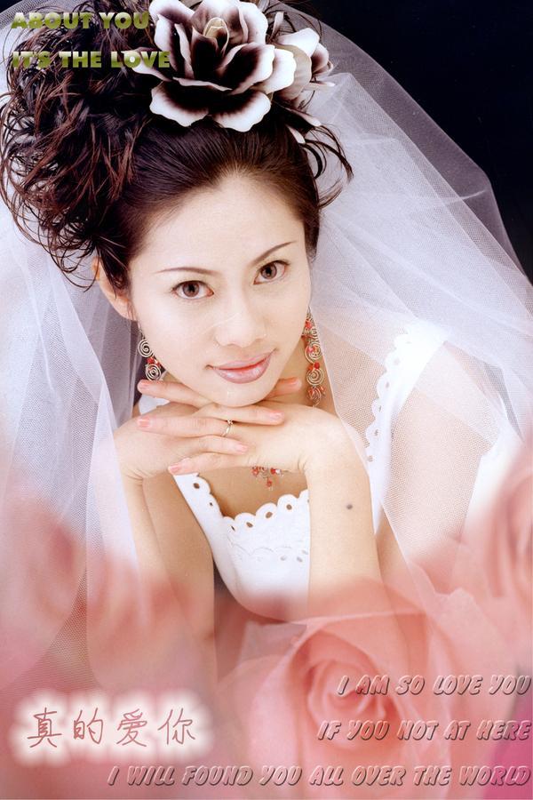 婚纱摄影图片-婚纱摄影图 模特 英文 模特,婚纱
