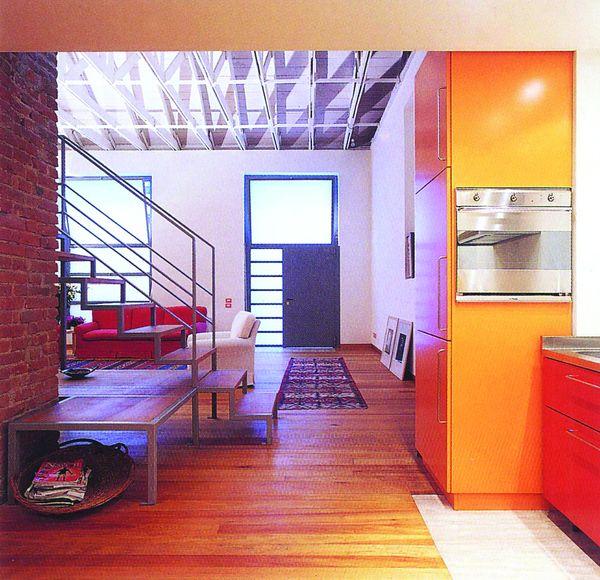 阁楼空间设计图 阁楼 楼梯图片,Staircase,Lofts