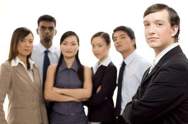 职场精英 团队精神-商业-商业,团队精神图片
