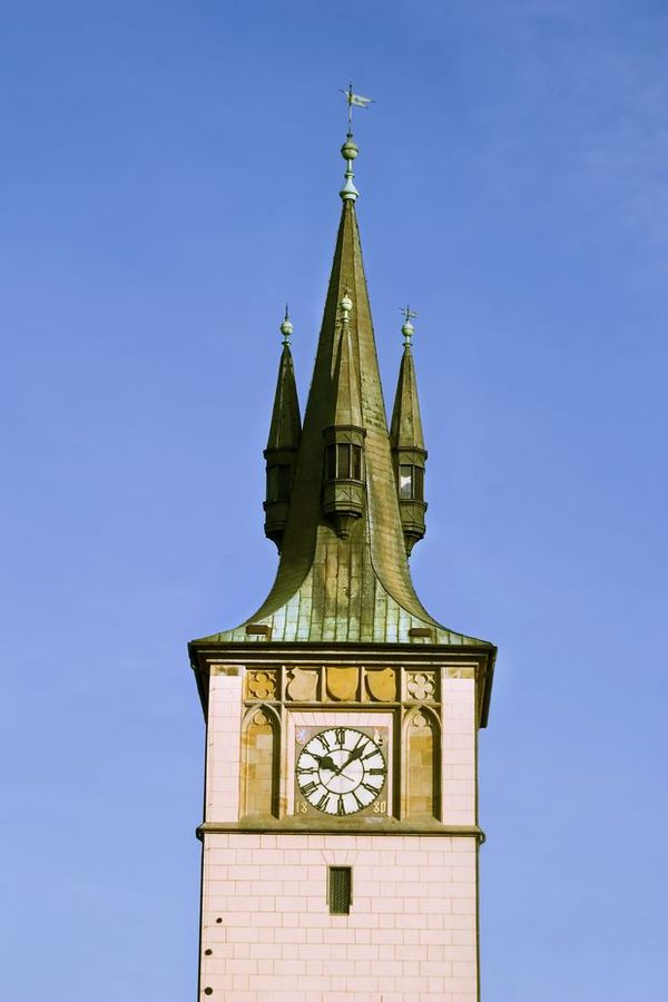 欧式钟楼 欧洲风情-风景-风景,欧洲风情图片