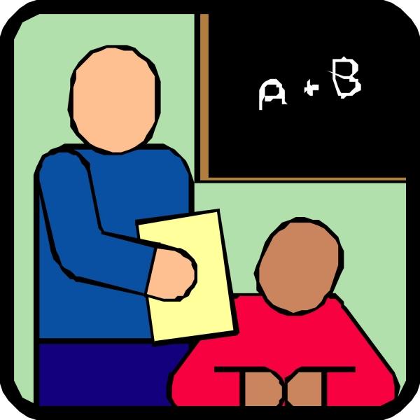 图片老师职业-学生卡通图卡通男性,漫画形象,职辱漫画图片