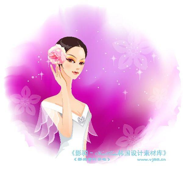 古代梦幻美女壁纸