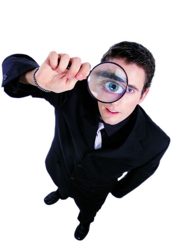 放大镜_放大镜摄影图_生活素材