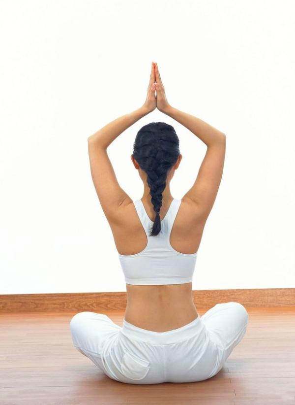 瑜伽建身图,运动休闲图片