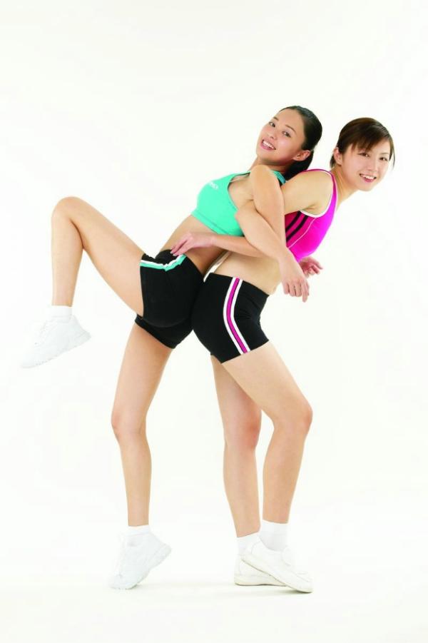 女性健美操[100P]