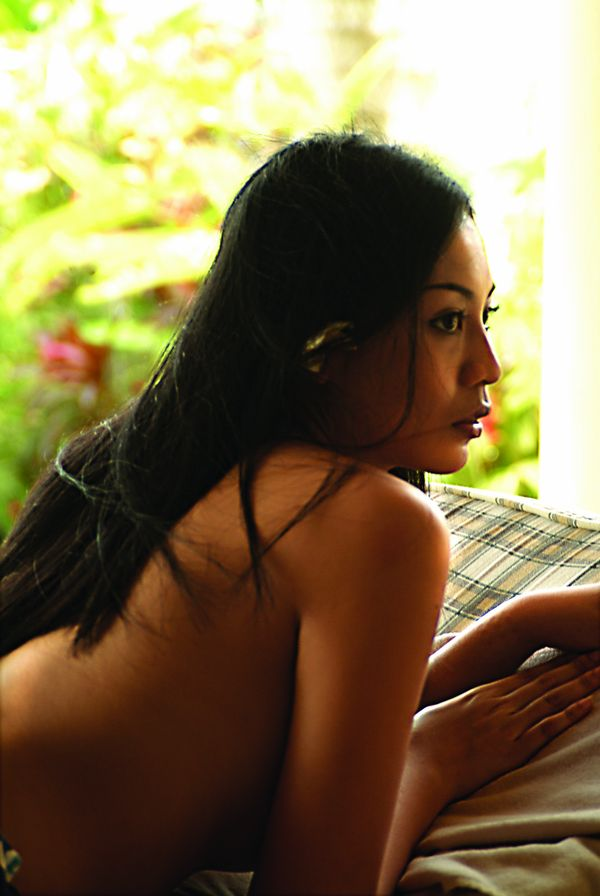 醉心巴厘岛SPA图片 休闲保健图 美女 醉心 巴