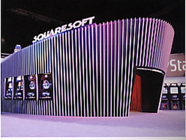 展台展柜图片 广告创意图,广告创意,展台展柜