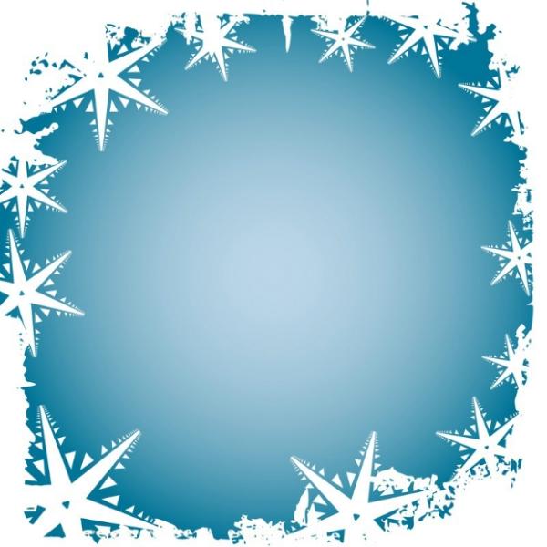 600 x 600 jpeg 184kB, 雪花元素图、自然风景图片,,