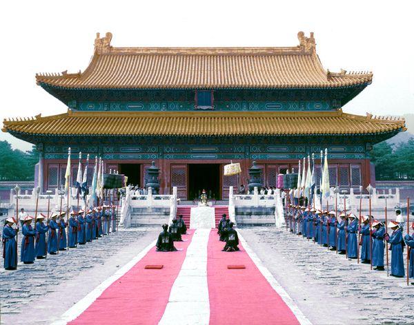 清西陵 清西陵摄影图 清西陵 建筑摄影